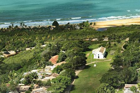 Uxua Casa Hotel & Spa à Trancoso au Brésil