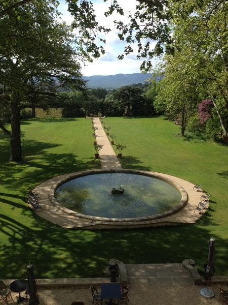 Domaine de Fontenille dans le Luberon
