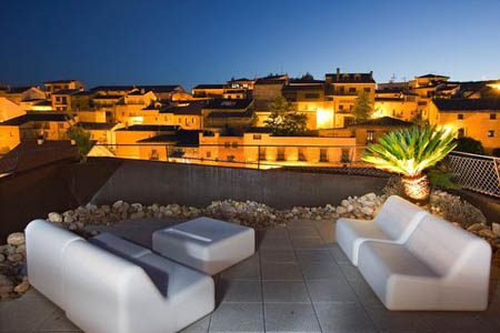 hôtel Viura en Espagne