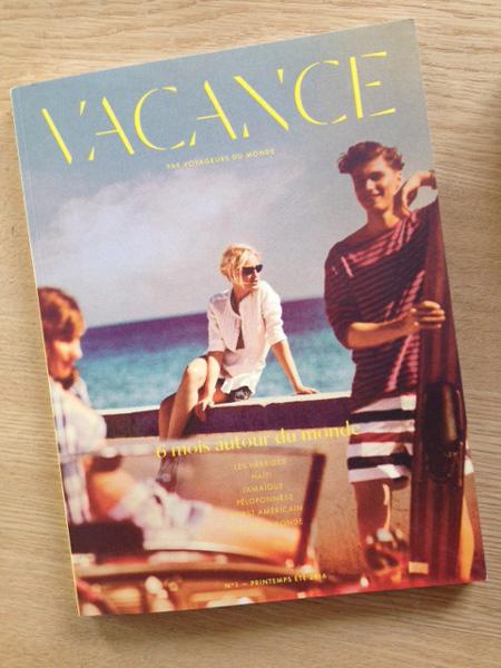 Vacance, le nouveau magazine de Voyageurs du Monde