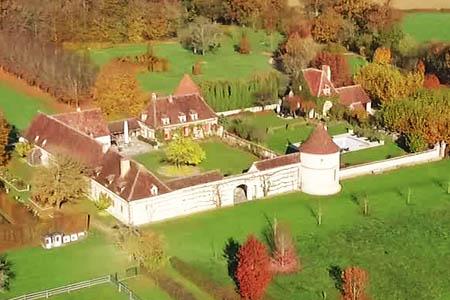 maison d'hôtes de La Borde