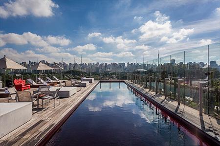 Hotel Unique à São Paulo