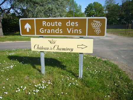 Château de Chamirey à Mercurey