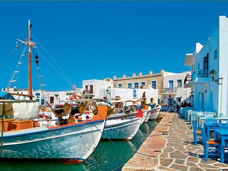Cap sur les îles des Cyclades
