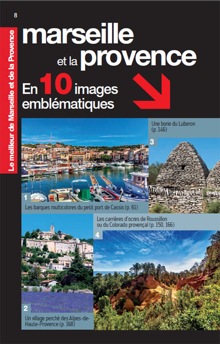Guide Ulysse Explorez Marseille et la Provence