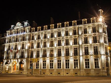 Le Grand Hôtel La Cloche à Dijon