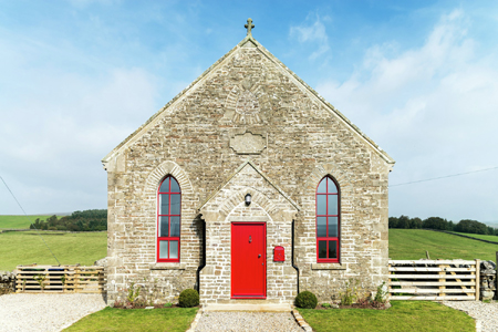 Chapel on the Hill en Angleterre