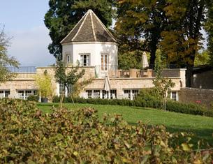 Dormir au milieu des vignes en Bourgogne