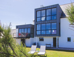 Ty va zad, la Maison du bord de mer en Bretagne