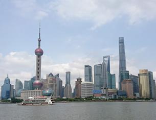 Visite éclair de Shanghai
