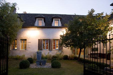 Hôtel Villa Louise à Aloxe-Corton