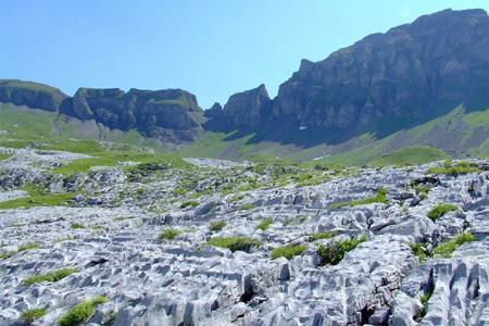 le Désert de Platé dans les Alpes du Nord