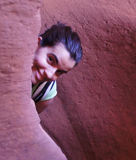 Sabrina, auteur du Guide Evasion Algarve