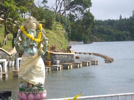 Grand Bassin, île Maurice