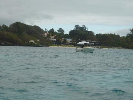 parc marin de Blue Bay, île Maurice