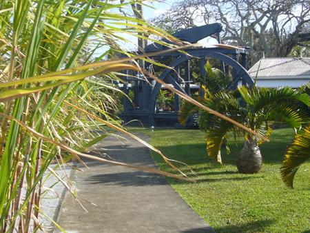 L'Aventure du sucre, île Maurice