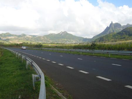 Côte nord de l'île Maurice