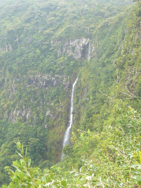 Gorges de la Rivière Noire, île Maurice