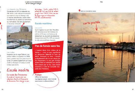 La côte Méditerranéenne, de Port Camargue à Cadaqués