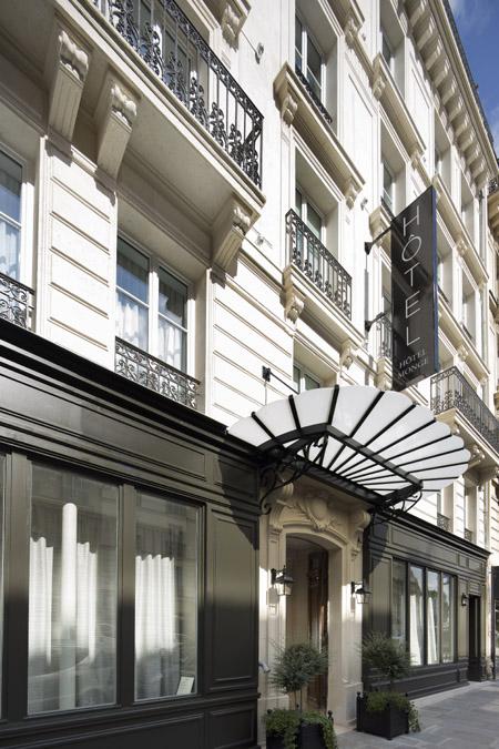 Hôtel Monge, Paris Rive Gauche