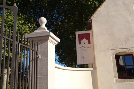 La Maison Vougeot, salon de vins