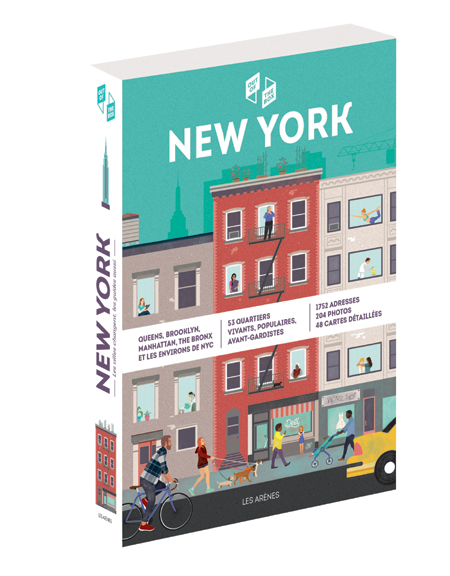 "New York ""Out of the box"" : un guide pour voyager autrement"
