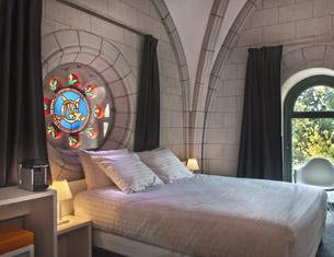 Dormir dans une chapelle à Nantes au Sōzō Hôtel