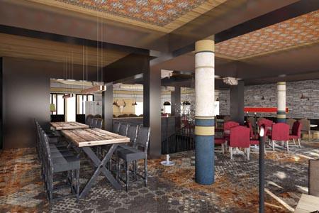 Le Taj-I Mah, premier hôtel 5* des Arcs