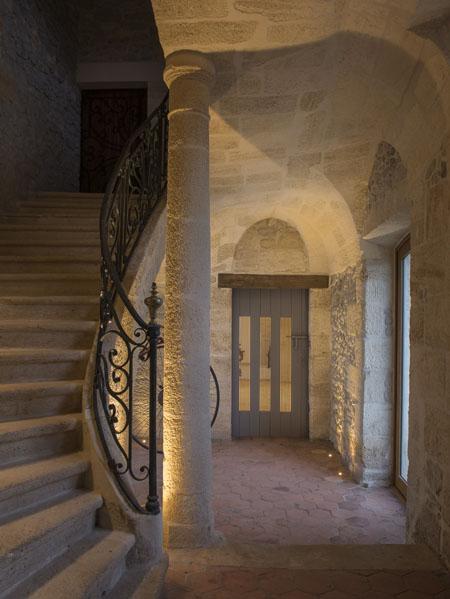 Château Prieuré Marquet : château d'hôtes à Saint-Émilion