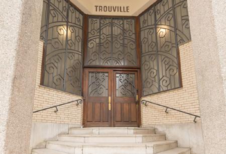 L'ancienne poste de Trouville, loft atypique