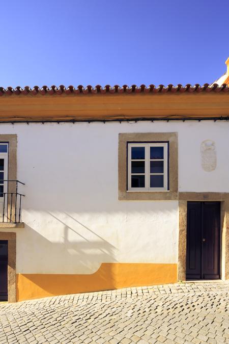 La Maison des Oiseaux dans l'Alentejo