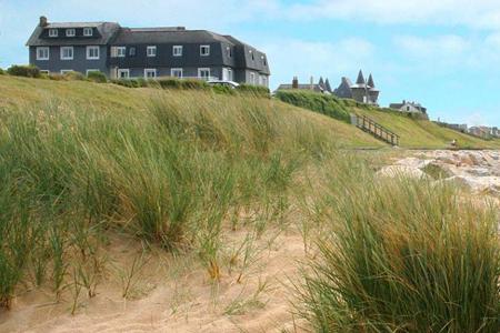 L'hôtel des Isles dans la Manche