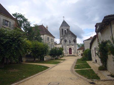 Bourdeilles en Dordogne