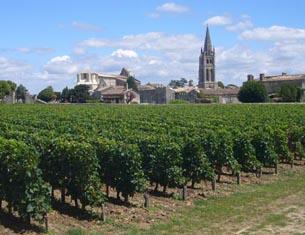 Sur la route des vins : Monbazillac et Saint-Emilion