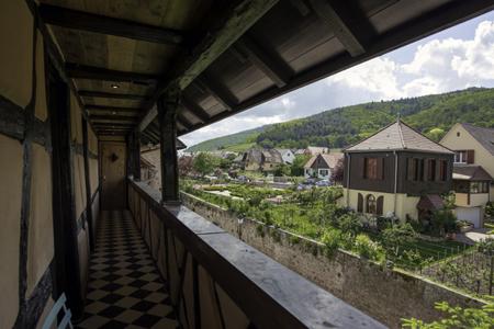 Le B Vintage, une maison d'hôtes rétro-chic à Riquewihr