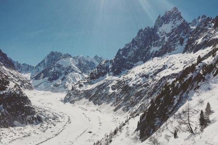 Refuge du Montenvers à Chamonix