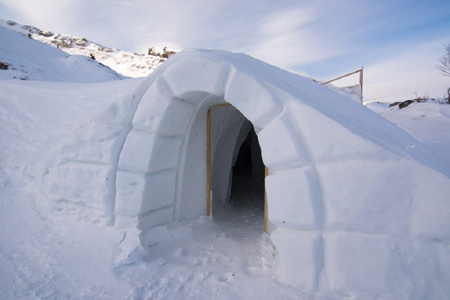 Village Igloo à Avoriaz
