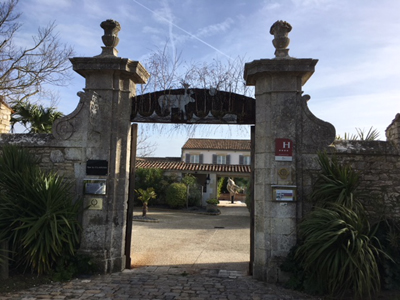 Hôtel Clos Saint-Martin à Saint-Martin-en-Ré