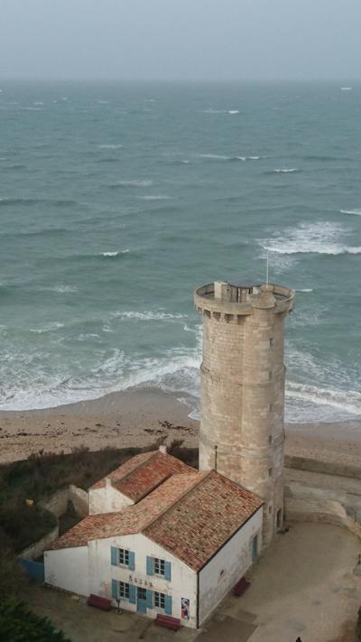 phare des Baleines à l'île de Ré