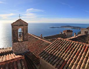 Cap sur la Côte d'Azur