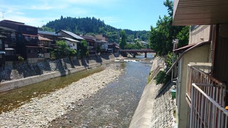 Takayama, Alpes Japonaises