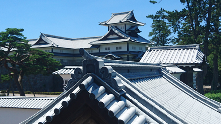 parc du château de Kanazawa