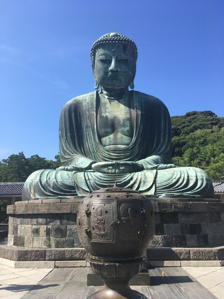 Kotoku-in à Kamakura