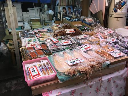 marché d'Omi-cho, Kanazawa