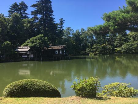 Jardin Kenroku-en, Kanazawa