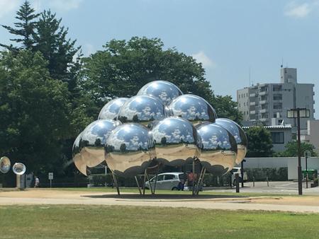 Musée d'art contemporain du 21ème siècle à Kanazawa