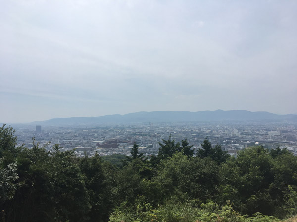 Fushimi Inari Taisha, temple aux mille Toris