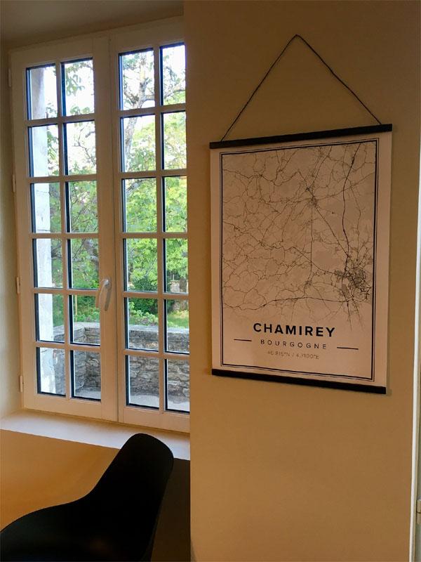 La Maison du Grand Four à Chamirey