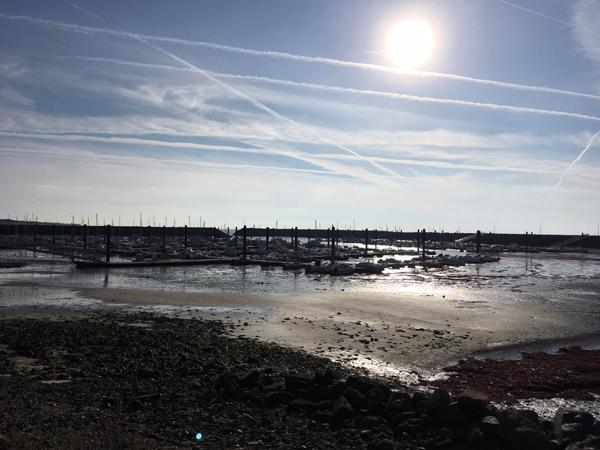 Le port du Morin à Noirmoutier