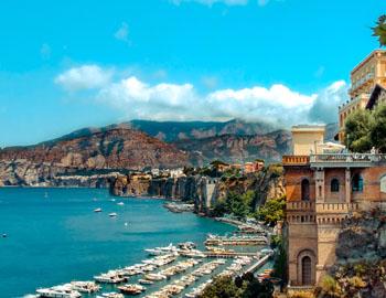 A la découverte de Capri !